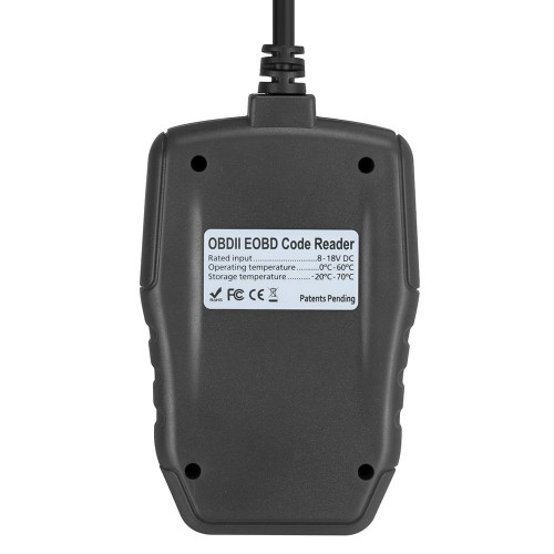 VIDENT iEasy300 Pro CAN OBDII/EOBD Fault Code Reader iEasy300 Pro Scan Tool
