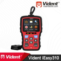 Vident iEasy310 OBD2 Scanner Code Reader with Battery Test Update Online Multi-Language