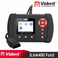 VIDENT iLink400 (Ford/ EU Ford) Full System OBD2 Scan Tool Supports year till 2019
