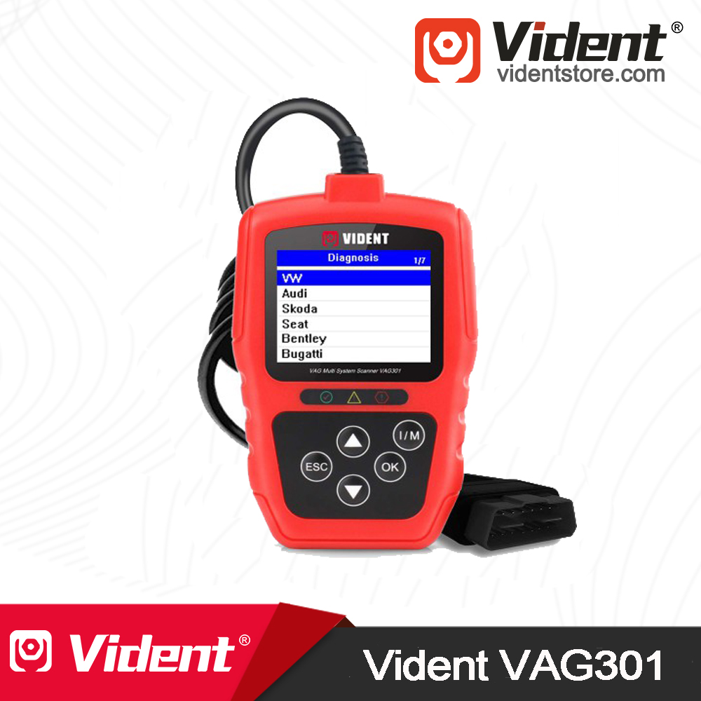 Diagnostic Scanner Engine Light Clear OBD2 Code Reader for Seat Arosa