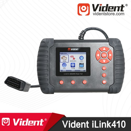 VIEDNT iLink410 ABS SRS SAS Reset Tool DHL Free Shipping
