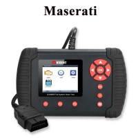 VIDENT iLink400 (Maserati) Full System OBD2 Diagnostic Scan Tool 3-Year Update Online