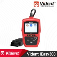 VIDENT iEasy300 CAN OBDII/EOBD Fault Code Reader Multi-Language Free Update Online for 3 Years