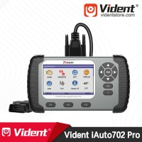 (Ship from US/EU, No Tax) VIDENT iAuto702 Pro ABS/SRS OBD2 Scan Tool iAuto 702 Pro with 25 Special Functions Update Online