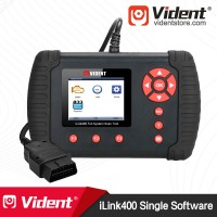 (Single Software) Vident iLink400 Full-System OBD2 Scan Tool Software License
