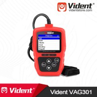 (Ship from US) Vident VAG301 Multi-System OBDII EOBD Code Reader for VW Audi Skoda Seat