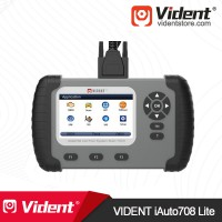 VIDENT iAuto708 Lite Professional 4 System OBD2 Scan Tool Support Multi-langauge Free Update Online
