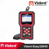 Vident iEasy320HD Diesel & Petrol Heavy Duty Truck Diagnostic Tool Car OBD2 Scanner