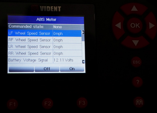 User Experience Of Vident Ilink450 Full Service Scan Tool 12